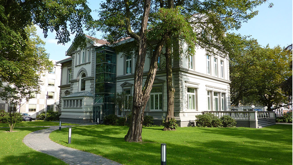 Architekt Duisburg rüdiger kaleschke architekt bdb